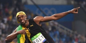 SPRINT LEGEND USAIN BOLT WELCOMES BABY GIRL