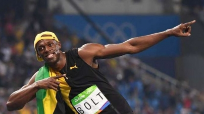 CAREER SWITCH: USAIN BOLT HEADS FOR DORTMUND TRIAL