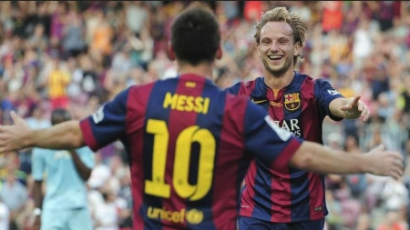 MESSI SETS ANOTHER RECORD IN SPAIN