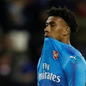 ALEX IWOBI IN TROUBLE FOR ATTENDING DRUG FUELED PARTY