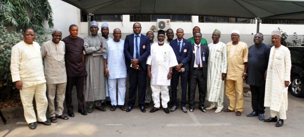 NFF INAUGURATES REFEREES APPOINTMENT COMMITTEE