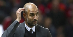GUARDIOLA ADMITS MAN CITY STANDARDS HAVE SLIPPED