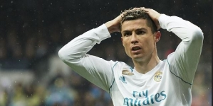 RONALDO IS FRUSTRATED IN REAL MADRID
