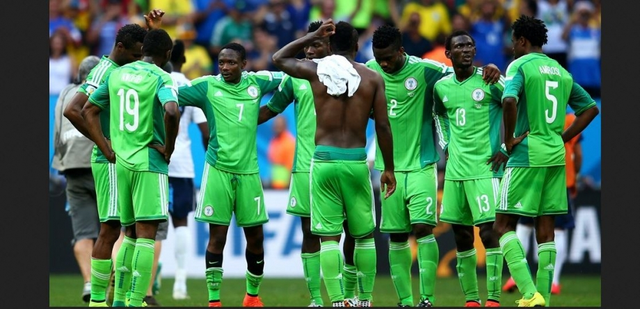 SUPER EAGLES LOST OUT COMPLETELY AT CAF AWARDS