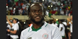 VICTOR MOSES RETIRES FROM SUPER EAGLES