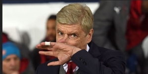 NO SYMPATHY FOR MAN CITY OVER BAN, SAYS ARSENE WENGER