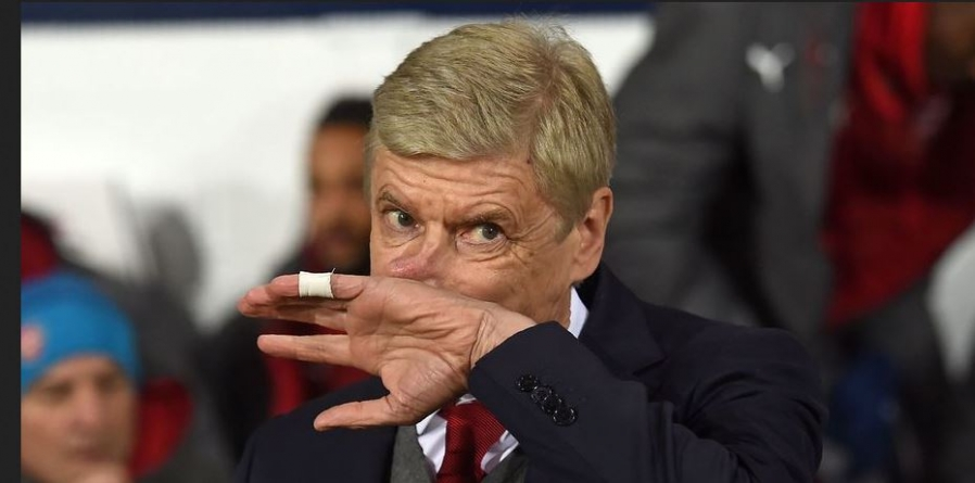 TOO MUCH MONEY IS DESTROYING EUROPEAN LEAGUES, WENGER CRIES OUT