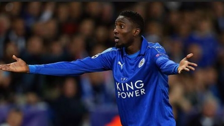 WILFRED NDIDI HAILS RODGERS FOR TRANSFORMING LEICESTER
