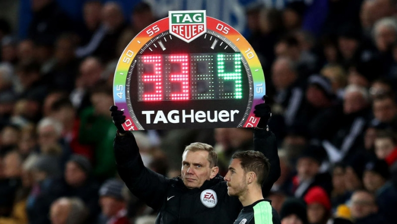 FOURTH SUBSTITUTION MAY GET THE NOD FROM UEFA