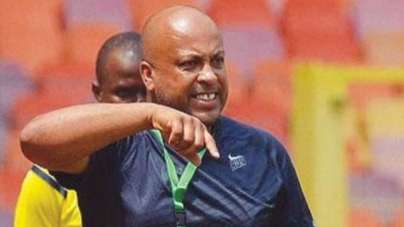 FLYING EAGLES' COACH, AIGBOGUN SETS WORLD CUP TICKET, 8TH AFCON  TITLE TARGETS