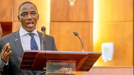 OPINION: LIKE SOLOMON DALUNG, LIKE ANY OTHER MINISTER