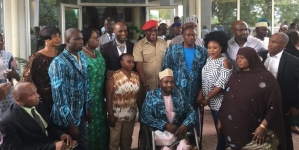 DALUNG INAUGURATES PARA SPORTS FEDERATIONS