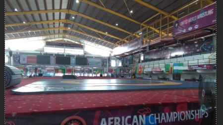 AFRICAN WRESTLING CHAMPIONSHIP OPENS IN PORT HARCOURT