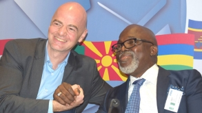 NIGERIA READY AND ABLE TO HOST ANY FIFA EVENT, SAYS PINNICK