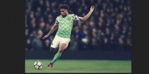 MY ARSENAL TEAMMATES HELPED ME EXCEL IN SUPER EAGLES, SAYS ALEX IWOBI