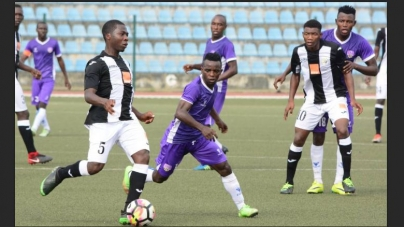 AGEGE STADIUM'S FIRST INTERNATIONAL MATCH GOAL LIFTS MFM TO CAF LEAGUE ROUND 1