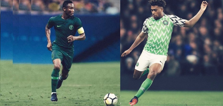 THE MAGIC OF COLOURS; WHY SUPER EAGLES DUMP THE WHITE SHIRT