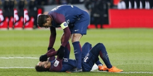 NEYMAR RISKS MISSING WORLD CUP ACTION