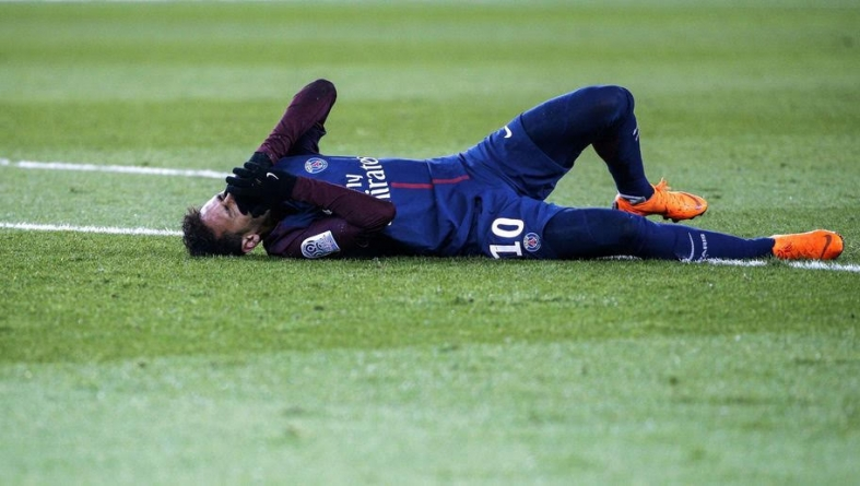 NEYMAR TO MISS UCL CLASH WITH REAL MADRID