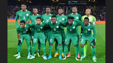 SILVER-WINNING SUPER EAGLES AT THE BRINK OF AFRICAN RECORD