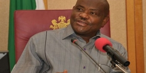 GOV. WIKE STEPS INTO ABIOLA'S SHOES IN AFRICA