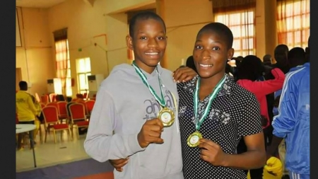 THREE NIGERIAN WRESTLERS PICK YOUTH OLYMPIC SLOTS AT AFRICAN WRESTLING CHAMPIONSHIP
