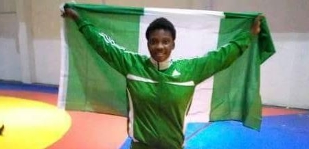 AFRICAN WRESTLING CHAMPIONSHIP:  BALOGUN RELISHES YOUTH OLYMPICS TICKET