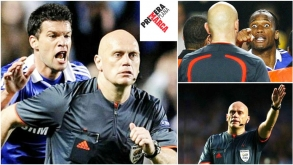 REFEREE TOM OVREBO OPENS UP ON CHELSEA/BARCA 2009 CONTROVERSIAL MATCH DECISIONS