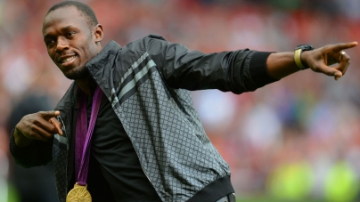 USAIN BOLTS REVEALS FOOTBALL TEAM SIGNING ON TUESDAY