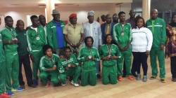 FG HONOURS PARA POWERLIFTING AND BADMINTON CHAMPIONS
