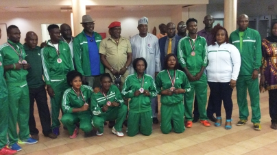 DALUNG PROMISES TRAINING GRANTS FOR FOREIGN AND HOME ATHLETES