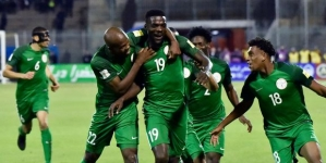 NIGERIA TOPS USA TODAY'S AFRICAN TEAMS EXPECTED TO DAZZLE IN RUSSIA