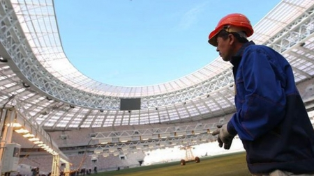 RUSSIAN GOVT SUES FIRMS FOR $51 MILLION OVER DELAYS IN NIGERIA'S WORLD CUP VENUES