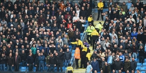 UNITED PROTESTS CITY'S TICKET ALLOCATION FOR MANCHESTER DERBY