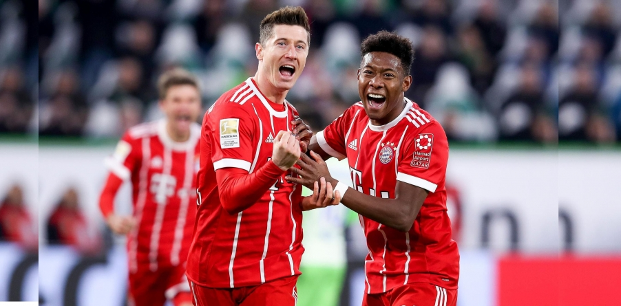 LEWANDOWSKI TEST IS ACID TEST FOR SUPER EAGLES, SAYS PETER RUFAI