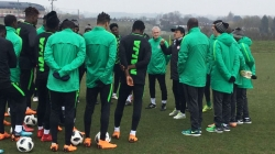 EAGLES BACK IN ESSENTUKI AS FOCUS RETURNS TO ARGENTINA MATCH