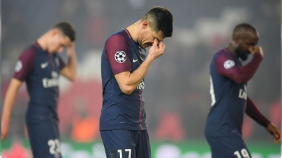 """""""DOUBLE WAHALA FOR DEAD BODY"""" AS ELIMINATED PSG FACES FINANCIAL FAIR PLAY SANCTIONS"""