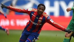 AHMED MUSA HITS BRACE FOR CSKA MOSCOW