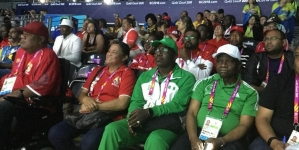 GOWON, DALUNG SALUTE TEAM NIGERIA