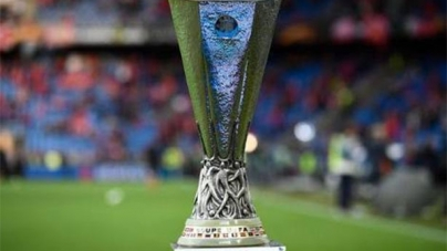 EUROPA LEAGUE TROPHY STOLEN, RECOVERED IN MEXICO