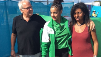 GYMNAST JADE FAULKNER RELISHES COMMONWEALTH GAMES' PARTICIPATION