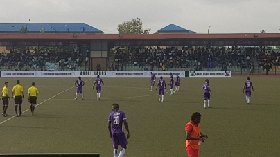 DOUBLE JEOPARDY FOR NIGERIA IN CAF CONFEDERATION CUP