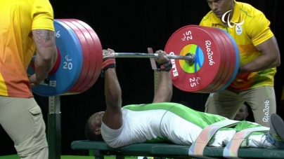 I'LL DELIVER GOLD FOR NIGERIA, SAYS PAUL KEHINDE