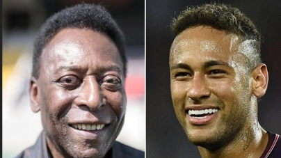 PELE CONFIDENT NEYMAR CAN LEAD BRAZIL AT WORLD CUP