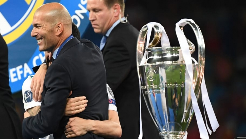 ZIDANE'S MOST MEMORABLE MOMENTS AS REAL MADRID MANAGER