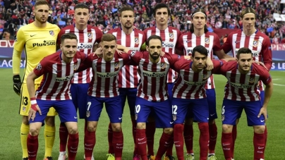 ATLETICO AIMS TO ERASE PAIN OF FINALS WITH EUROPA CUP