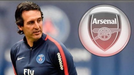 FORMER PSG BOSS, EMERY TO REPLACE WENGER AT ARSENAL