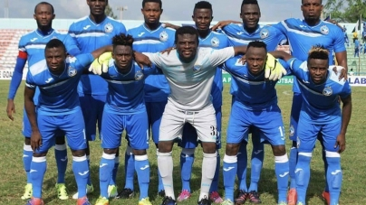VIDEO: HOW ENYIMBA SECURED A WIN IN MALI