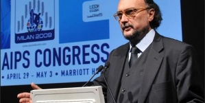 AIPS PRESIDENT, GIANNI MERLO, EXPECTED IN NIGERIA