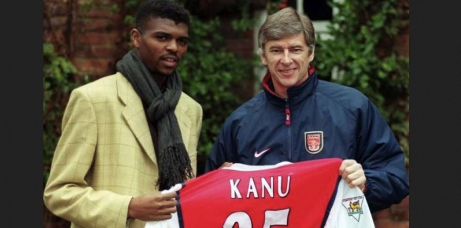 KANU TO PRESENT DEPARTING WENGER A SPECIAL GIFT
